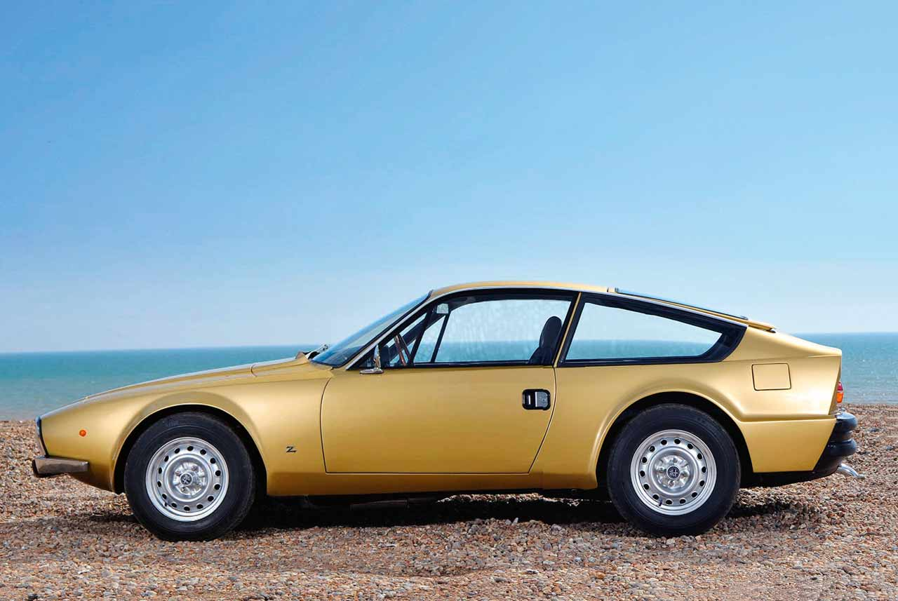 1973 Alfa Romeo 1600 Junior Zagato - road test