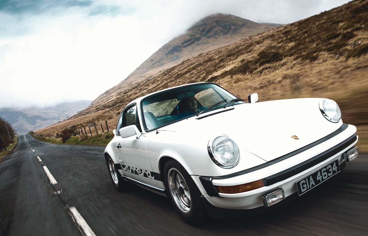 1974 Porsche 911 2.7 Carrera G-Series US spec road test