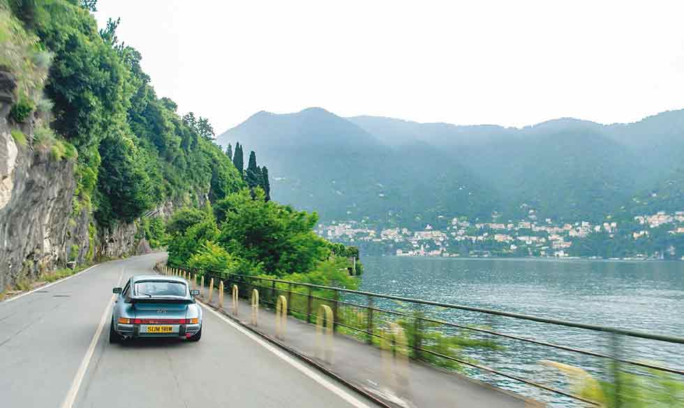 1983 Porsche 911 SC Road Trip