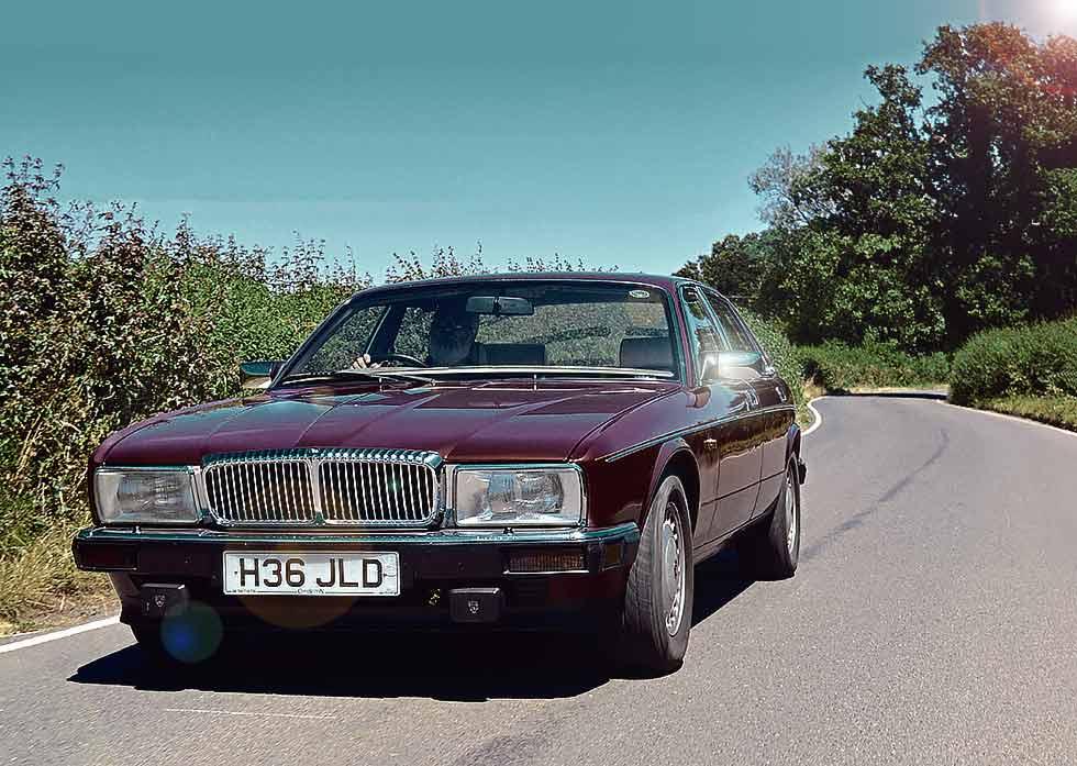 1991 Daimler 4.0 XJ40