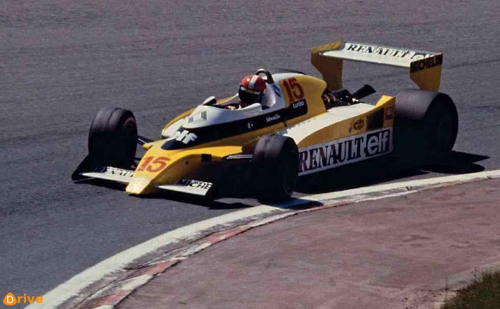 1979 Renault RS10