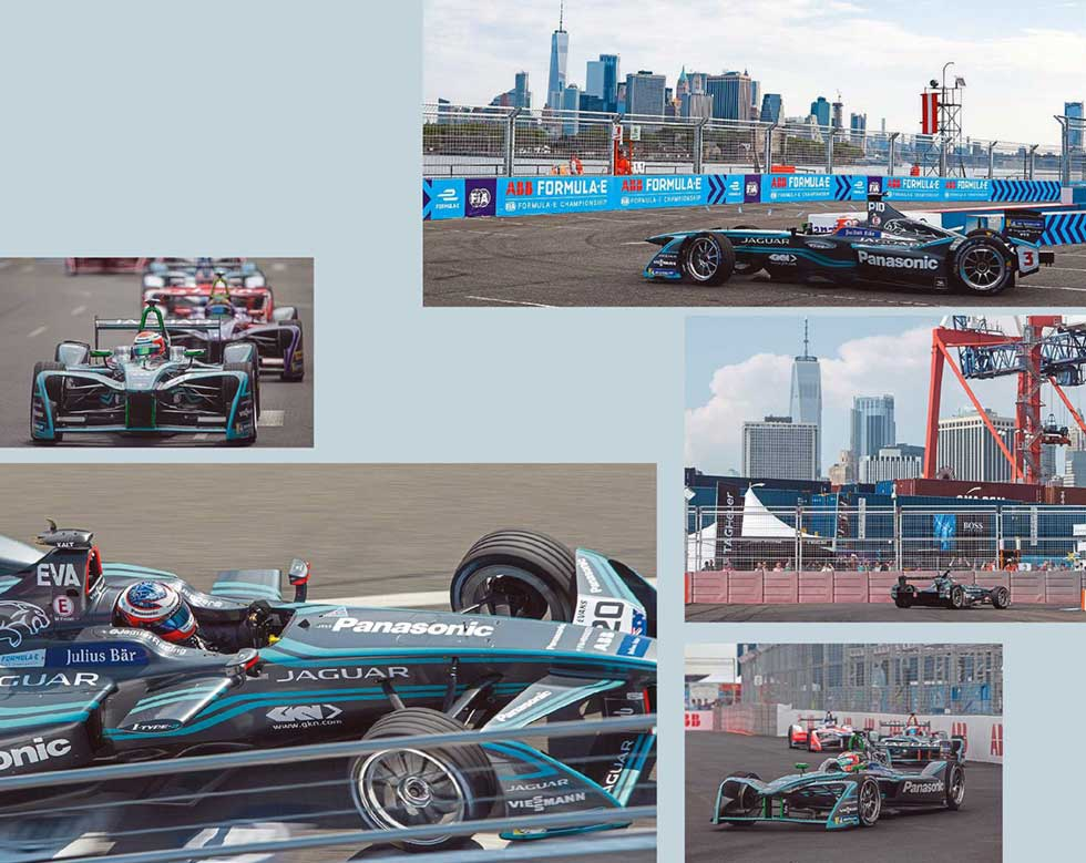 FIA Formula E 2018 Championship Rounds 12 and 13, New York