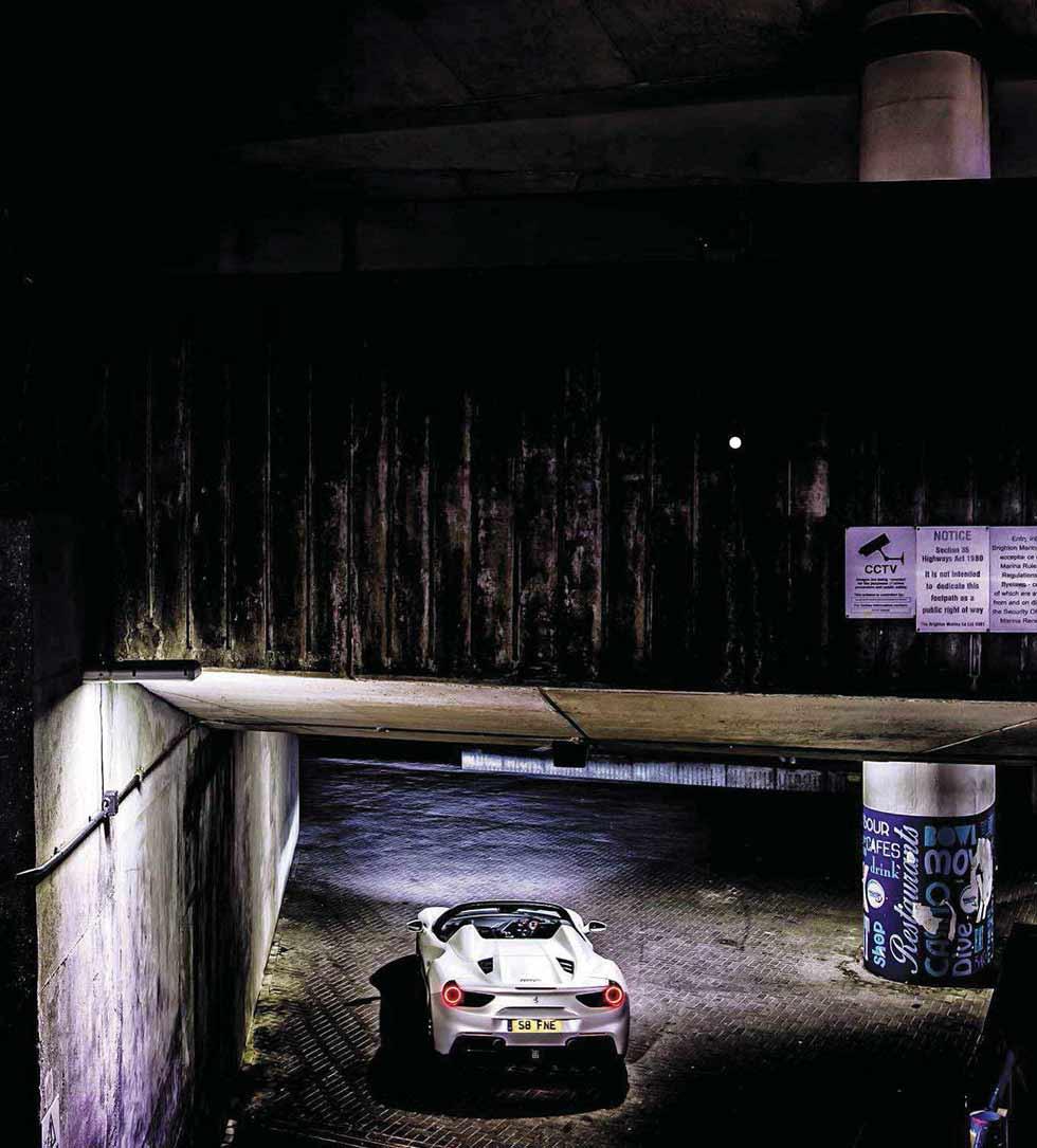 2019 Ferrari 488 Spider road test