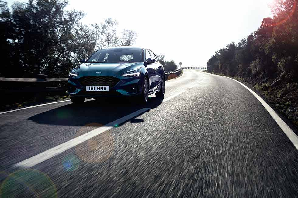 2019 Ford Focus ST Line X - road test