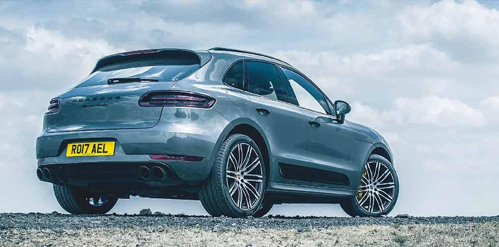 2019 Porsche Macan Performance Package Type 95B - road test