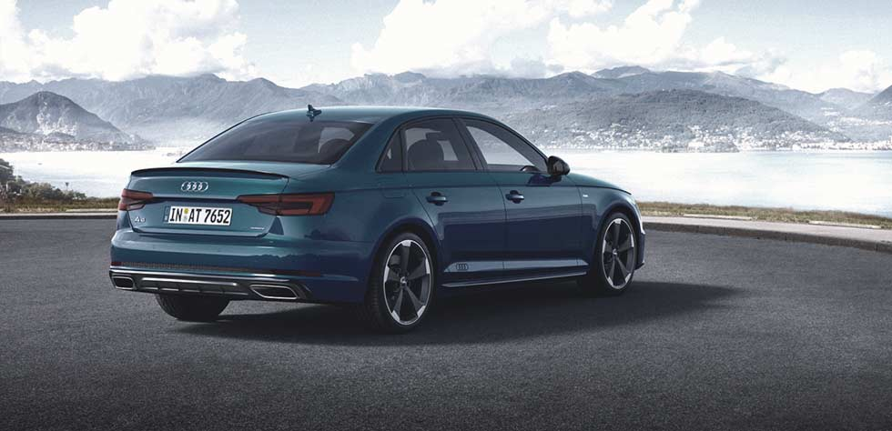 2019 Audi A4 B9 gets a midlife facelift