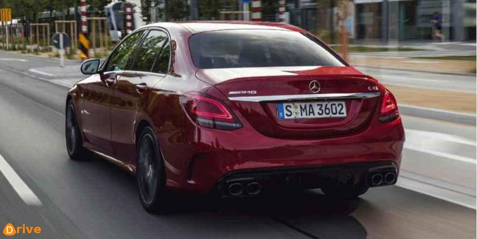 2018 Mercedes classe c