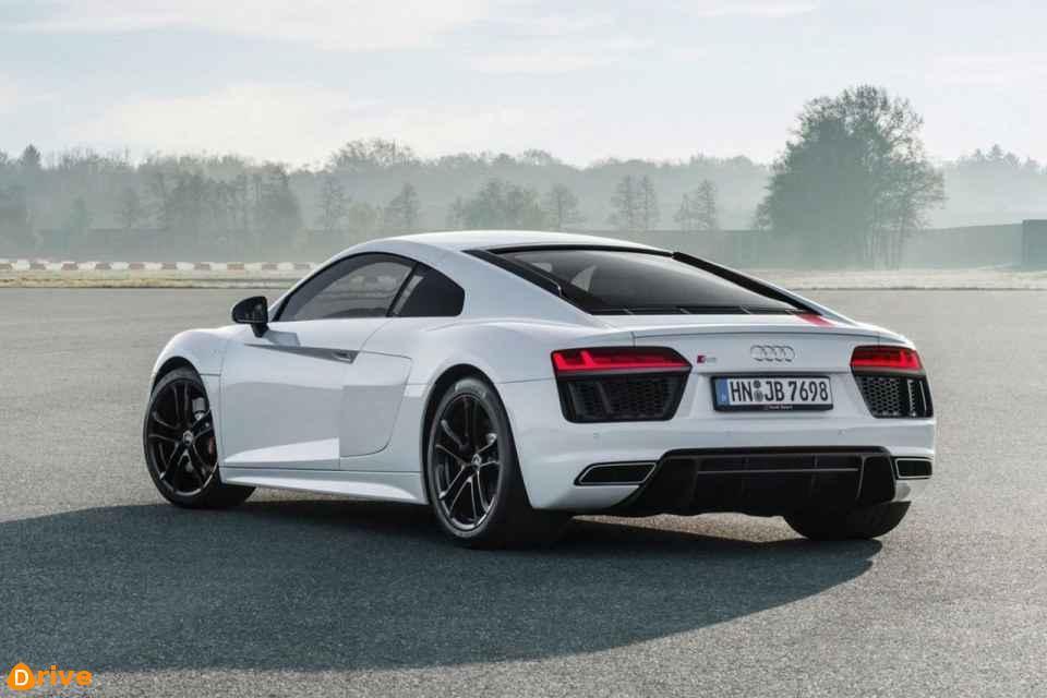 2018 Audi R8 V10 Coupé RWS