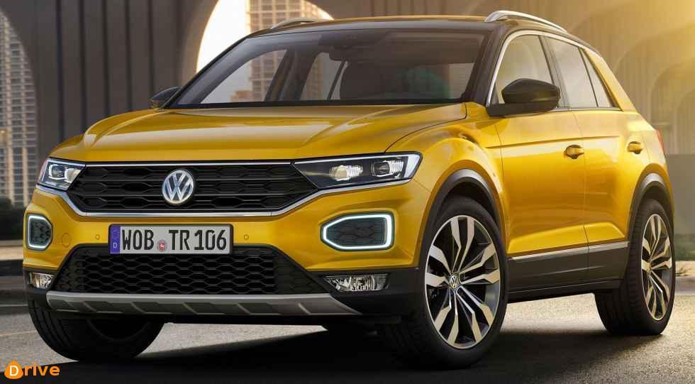 2018 Volkswagen T Roc