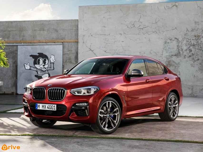 2018 BMW X4 xDRIVE 20d