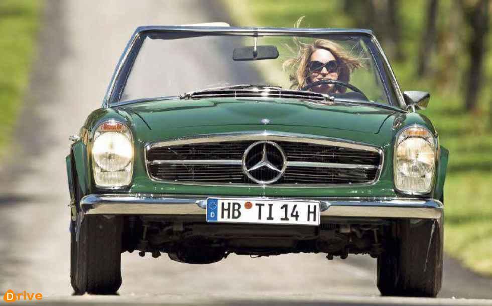 1967 Mercedes Benz 280 Sl W113
