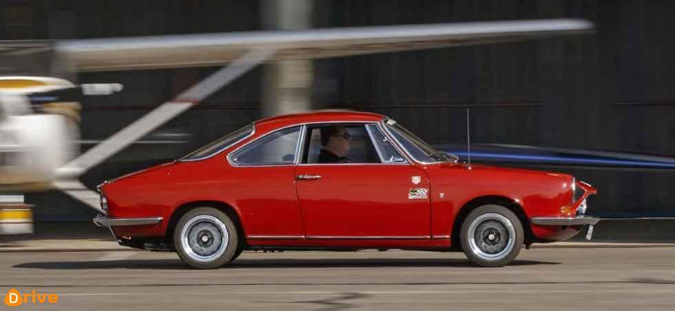 1970 Simca 1200 S