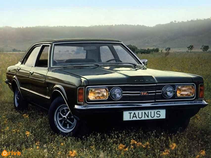 1970 ford taunus tc
