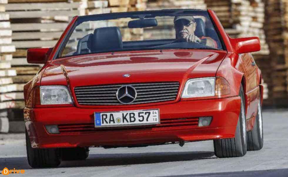 1995 Mercedes Benz 300 Sl R 129