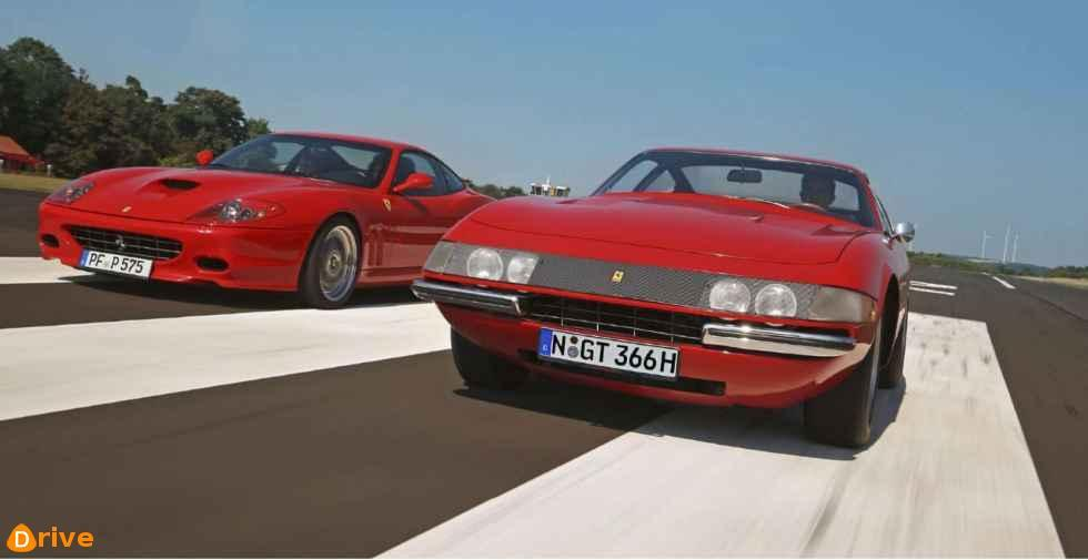 Ferrari 365 Gtb 4 Und 575 M Maranello