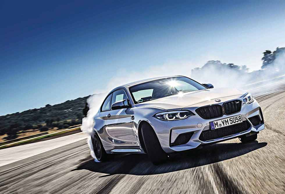 2019 BMW M2 Competition M DCT F87
