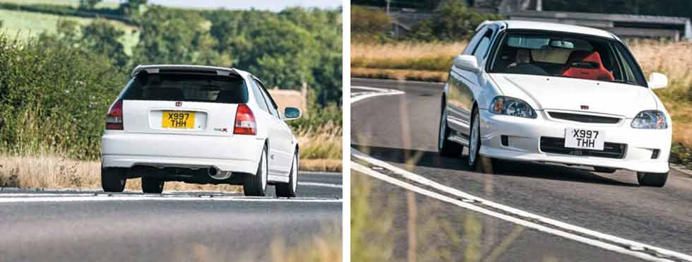 Honda Civic Type R EK9 vs. Audi S3 8L