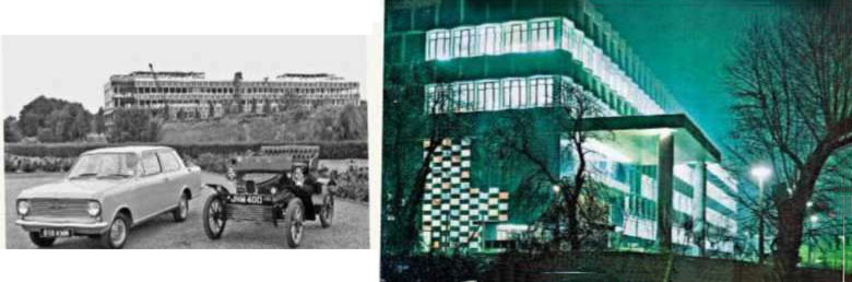 PSA sells Griffin House and Vauxhall Heritage site for development