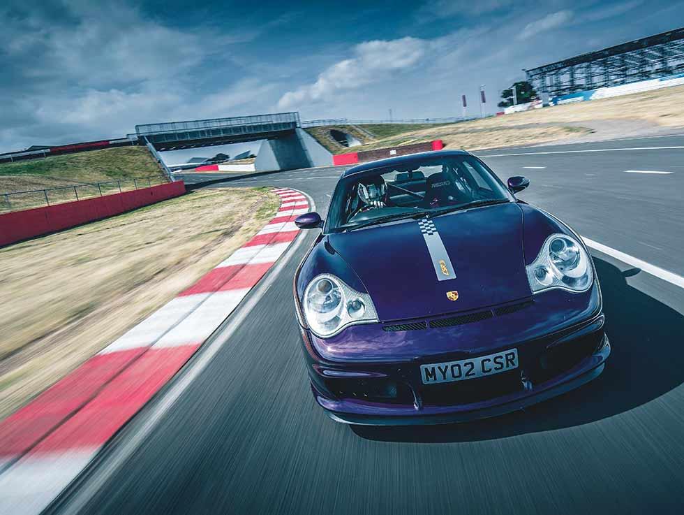 2018 Porsche 911 996 RPM Technik CSR EVO - Road & Track test
