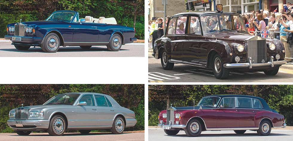 Unique Rolls-Royce collection to be sold by Bentley