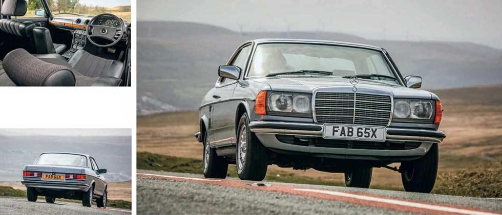 1981 Mercedes-Benz 280CE C123 - road test