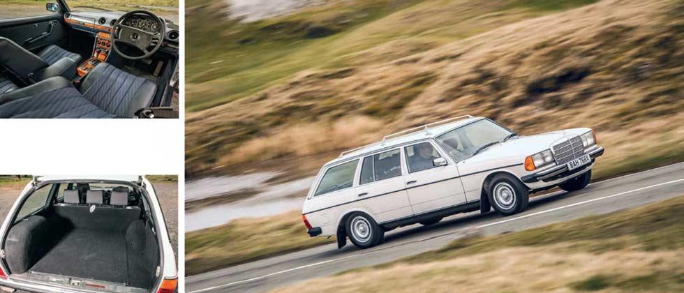 1985 Mercedes-Benz 280TE S123