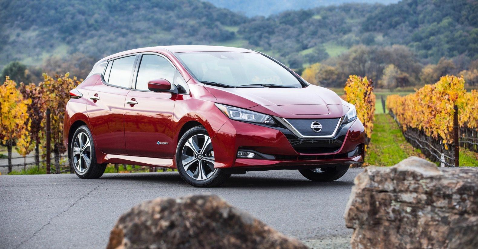 2018 Nissan & Drive-My