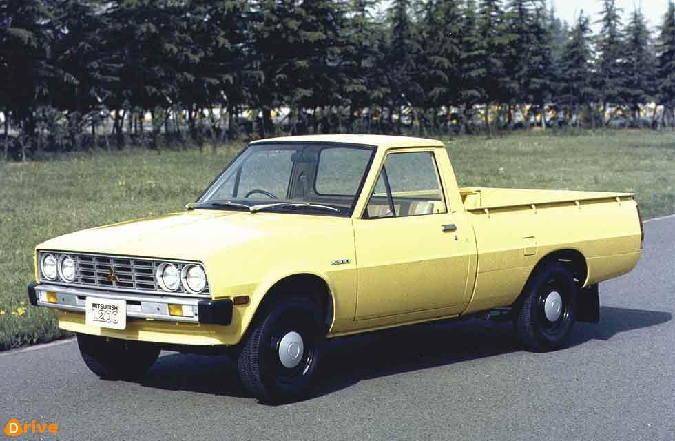 1979 Mitsubishi L200