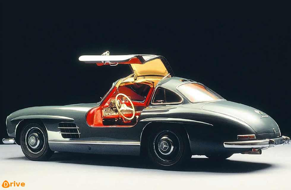 Unique Mercedes-Benz 300SL W198 Gullwing stolen from Nürburgring