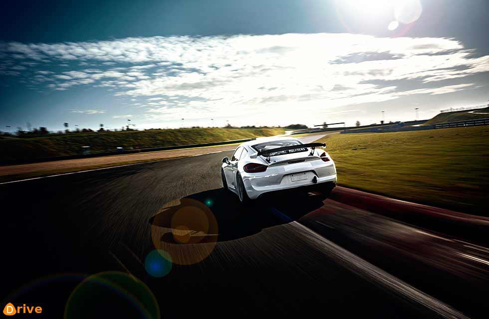 Porsche Cayman GT4 Clubsport 981C