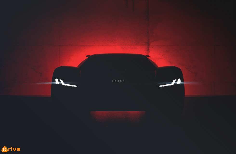 Audi PB 18 e-tron: All-electric supercar concept