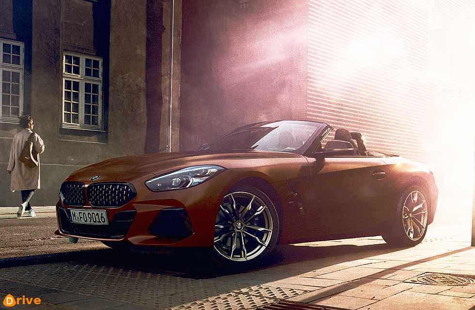 2020 BMW Z4 G29