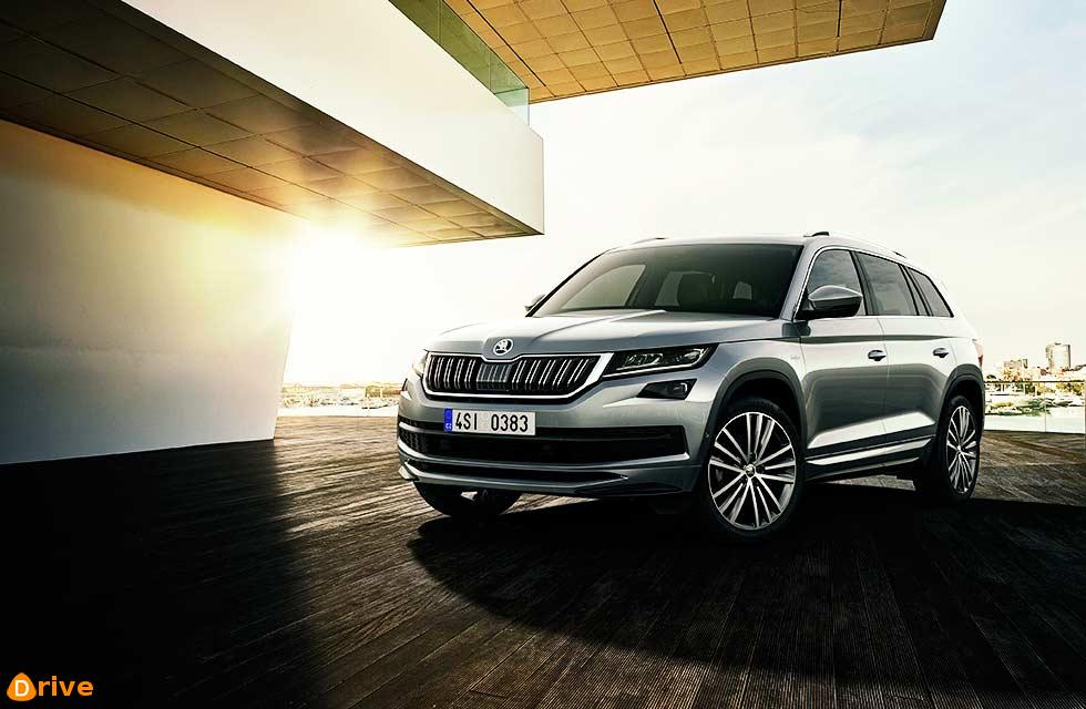 range-topping Kodiaq Laurin & Klement is now available to order in the UK, with prices starting at £35,945 for the 148bhp 2.0-litre TDI 4x4 manual