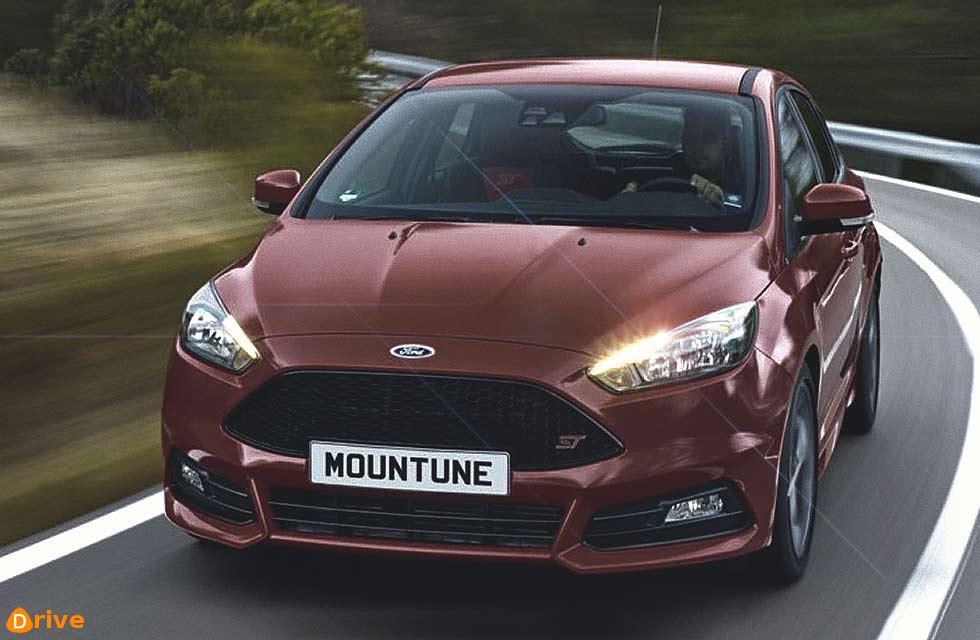 Mountune Develops Ford Focus ST Diesel upgrade