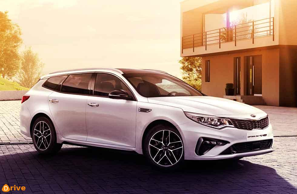 the facelifted Optima saloon and Sportswagon are now on sale, boasting a series of updates and a new 1.6-litre 'U3' diesel engine that develops 134bhp and 236lb ft of torque
