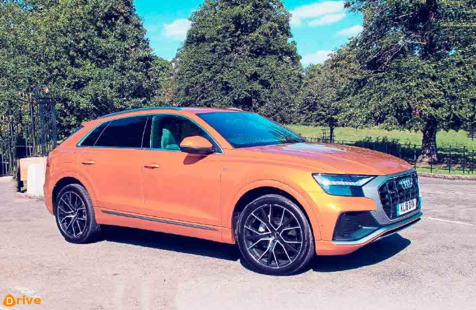 The all-new Audi Q8 is now available here in the UK, priced from £65,040 OTR with first deliveries to customers expected during September…
