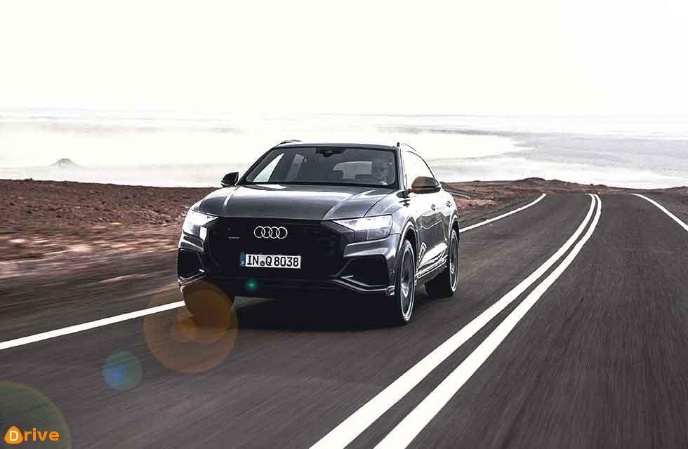 2019 Audi Q8 55 TFSI quattro S line Type 4M