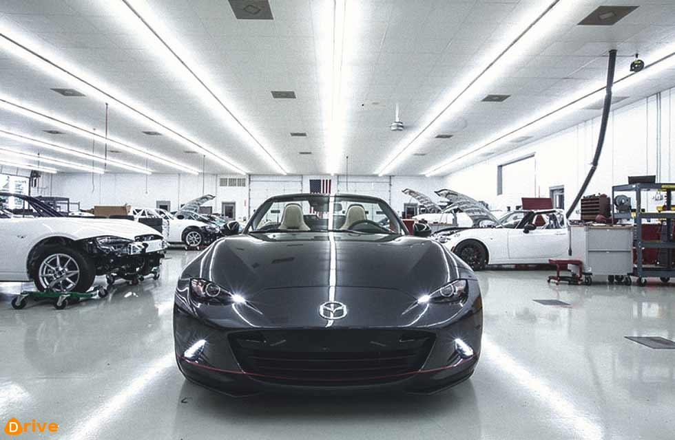 Long Road Racing Can Turn The Mazda MX-5 Into An Even Better Driver's Car