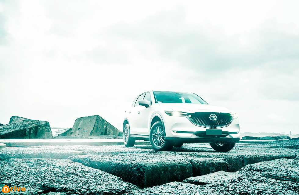 2019 Mazda CX-5 has been updated