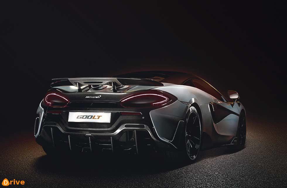 McLaren longtail