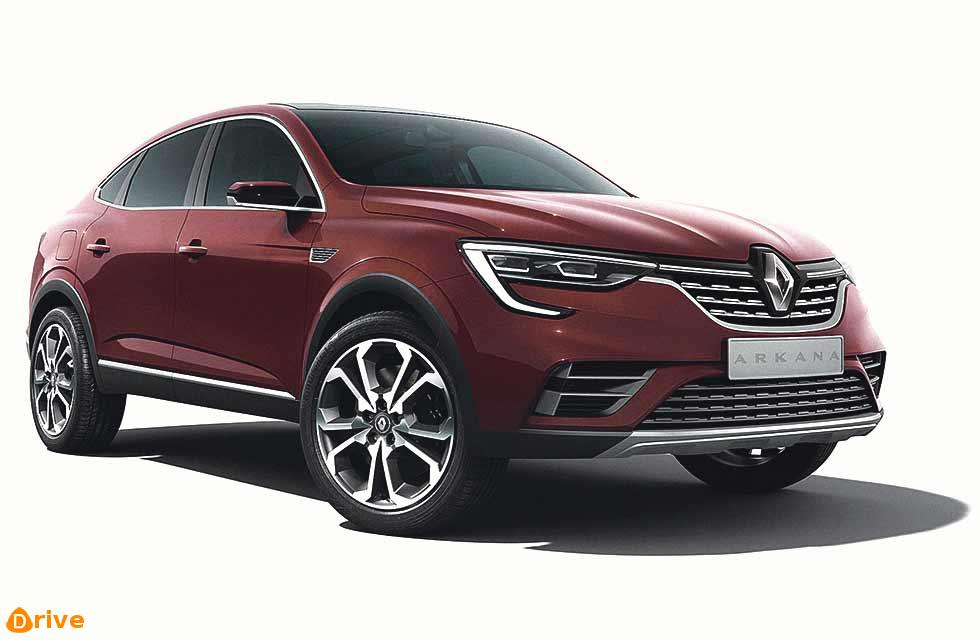 2019 Renault Arkana Unveiled As Coupe-SUV For The Masses