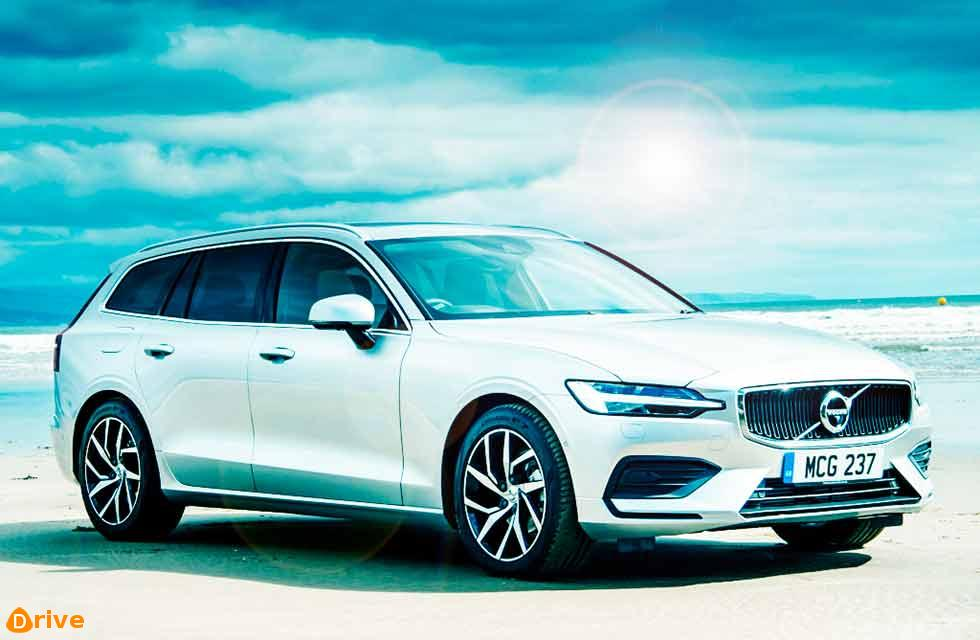 V60 estate has only just arrived in UK showrooms, and Volvo has now added sporty R-Design and R-Design Pro models to the line-up
