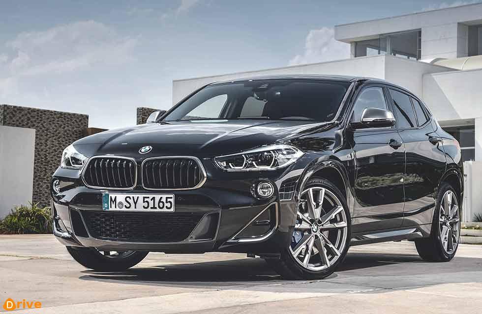 2019 BMW X2 M35i F39