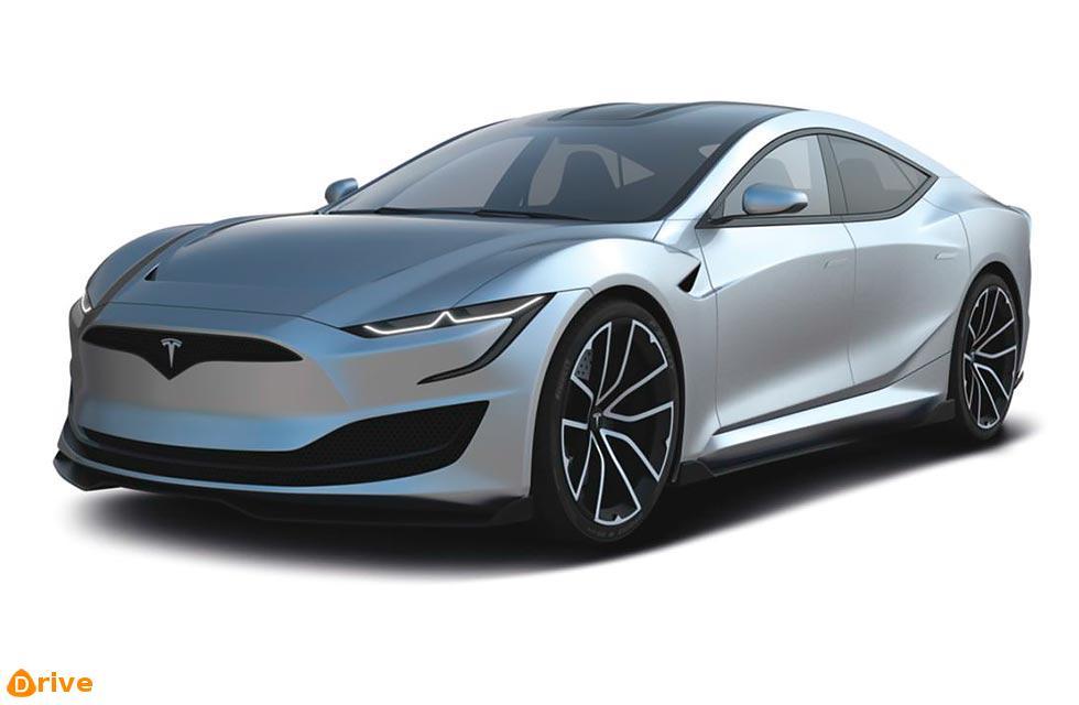 2020 Tesla Model S 2.0