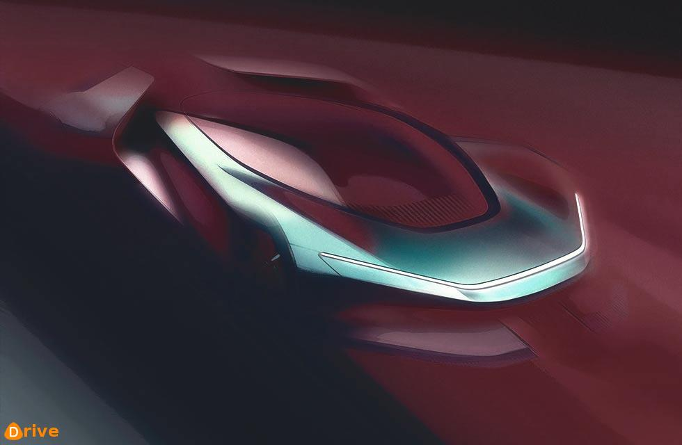 Production all electric hypercar by Pininfarina