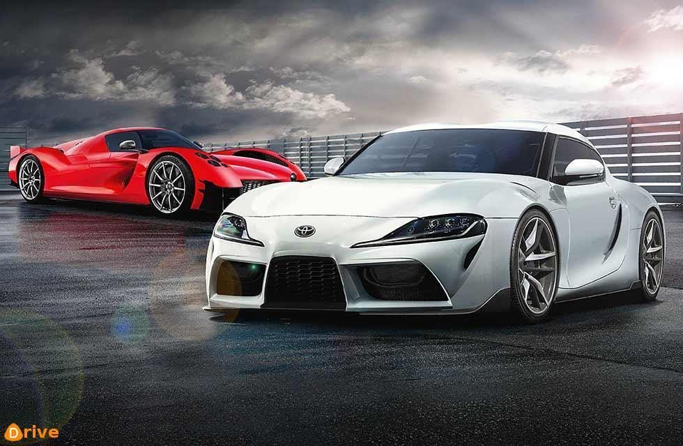 2019 Toyota Supra 2019 / Super Sport 2020