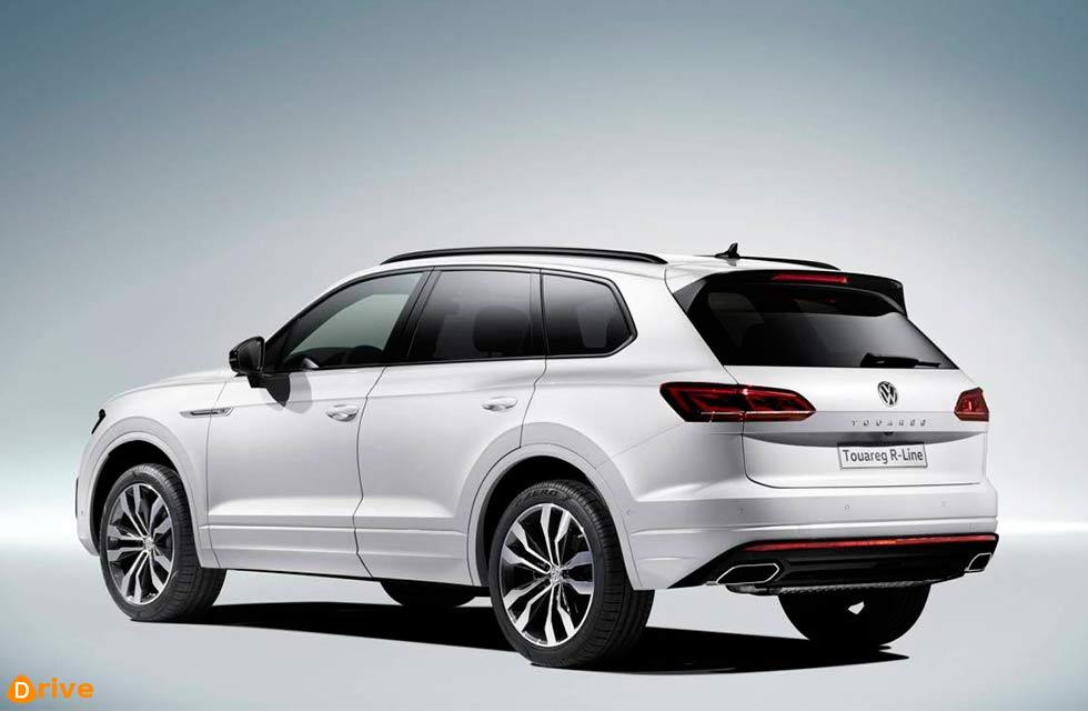 All-New 2019 Volkswagen Touareg range now comes with a 231 PS version of the 3.0-litre V6 TDI