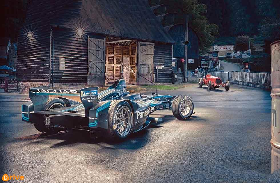 Jaguar Racing breaks Shelsley Walsh Record