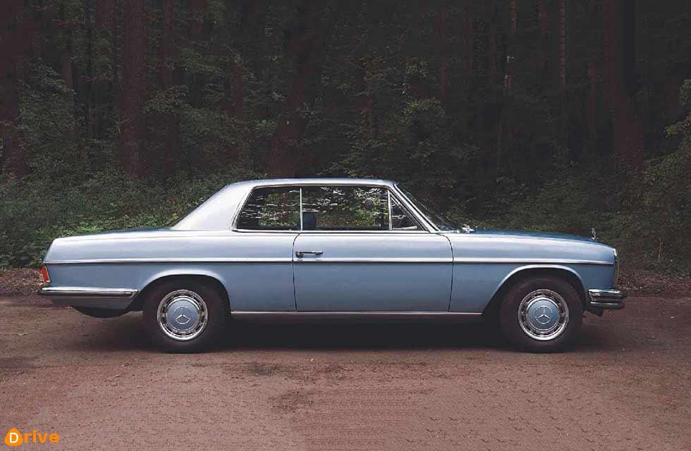 entrepreneur's Mercedes-Benz 250 CE C114/W114