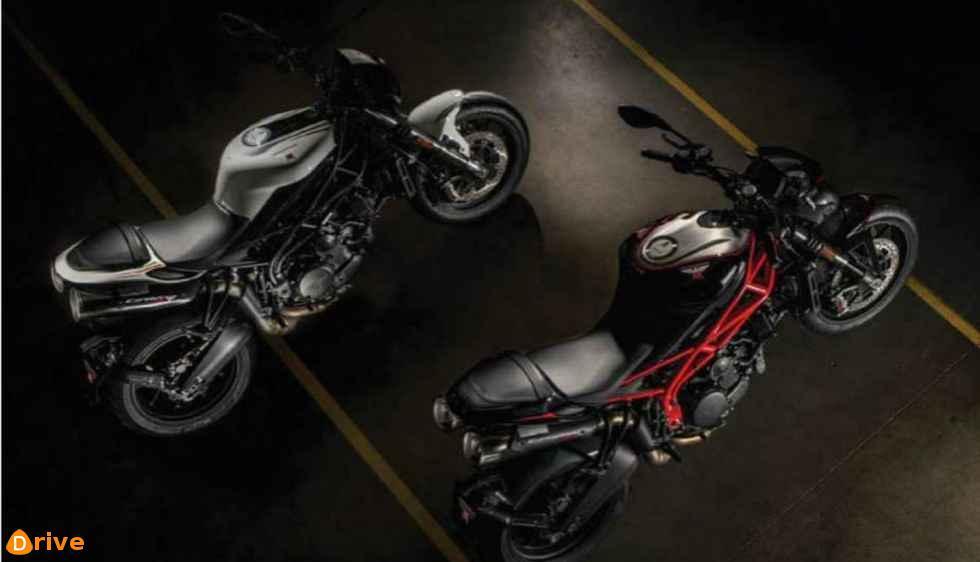 2018 Moto Morini Corsaro 1200 ZT